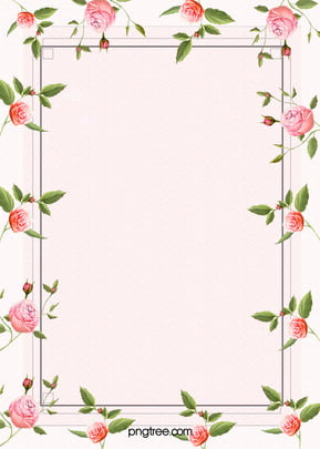 Vintage Posters Flowers Border Background, Flowers, Retro, Frame, Background image