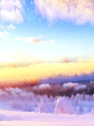 imagem de fundo nuvens de sonhos hd , Abstrato, Color, Technology Imagem de fundo