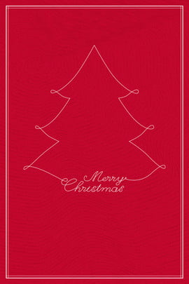 red christmas tree background curve , Red, Christmas, Curve Background image