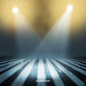 Material de vetor de Fundo de Luz Spotlight Gráfico De Imagem Do Plano De Fundo