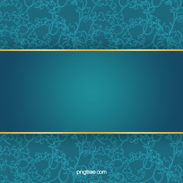 business invitation card blue pattern background material , Blue, Gradual, Change Background image