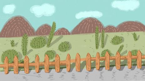 H5 cactus plantas simples de material de Fundo Cactus Plantas Simples Imagem Do Plano De Fundo