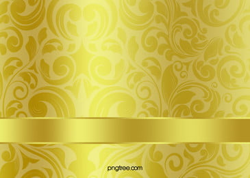 gold luxury seamless pattern wallpaper floral background, Business, Card, Tile Background image