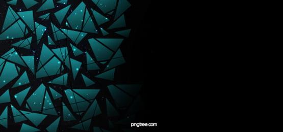 air flat black geometric technology background, Black, Gradual, Change Background image