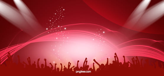 flat red party banner background, Red, Light, Party Background image