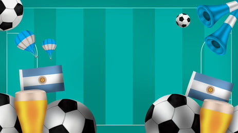 ball soccer football sport background, Team, Match, Cartoon Background image