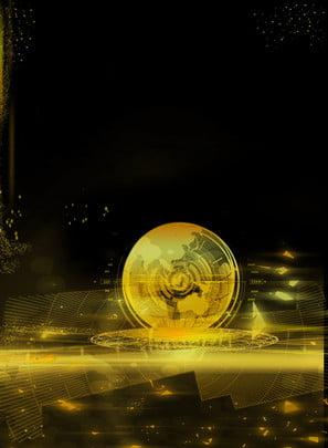disco de ouro de design de cartão padrão material de fundo vector , Background Design, Material De Fundo, Vector Imagem de fundo