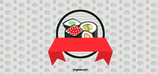 सुशी रेस्टोरेंट लोगो रेस्तरां पृष्ठभूमि सामग्री, लोगो सामग्री, रेस्तरां, सामग्री पृष्ठभूमि छवि