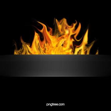 炎 ヒート 火 炎 背景 , ホット, オレンジ, ブラック 背景画像