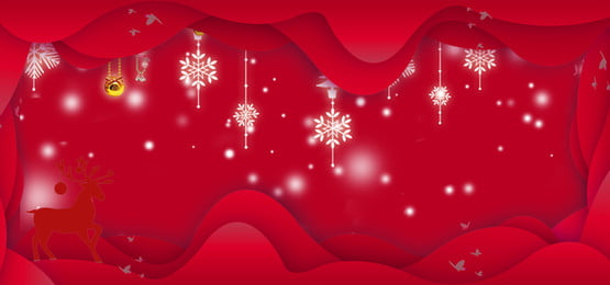 trang trí giáng sinh nền đỏ, Màu đỏ., Tuyết, Được Trang Trí Bóng Ảnh nền