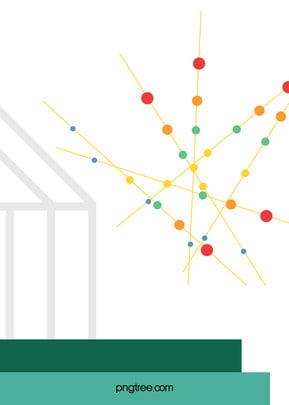 装飾 グラフ グラフィック ビジネス 背景 , 表現, デザイン, ノード 背景画像