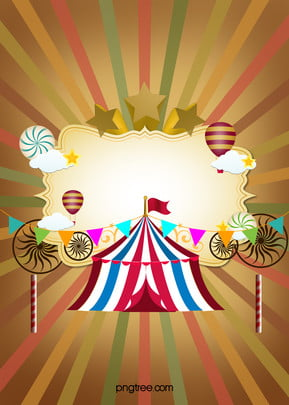 amusement poster background , Circus, Tent, Hot Background image