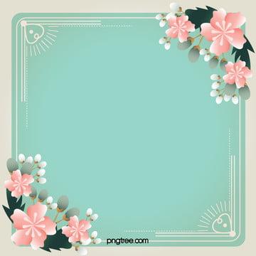 鮮花の表紙素材背景 , 花, 花, 花 背景画像