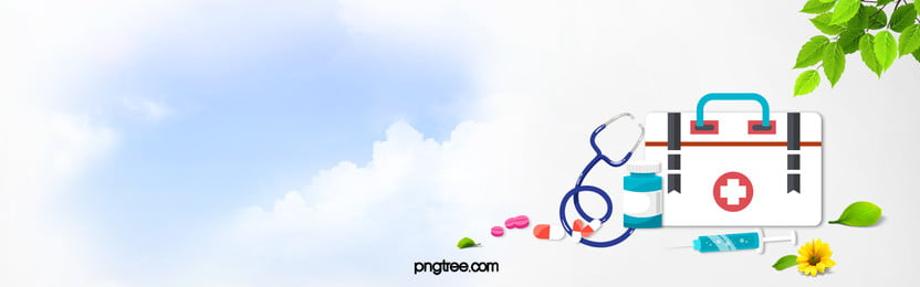 medical business blue background poster banner, Medical, Medicine, Disease Background image