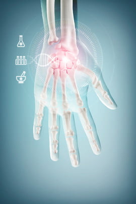 Medical Technology Health Poster Banner Background, Medical, Research, Medicine, Background image