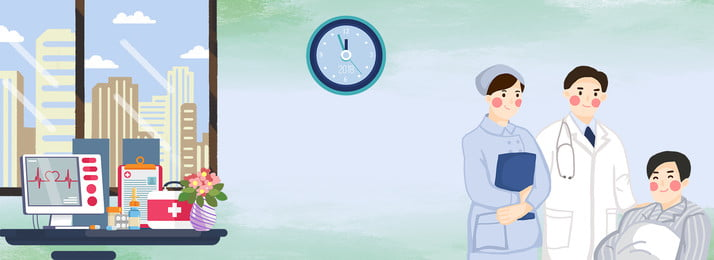 看護婦 ドクター コート ラブコート 背景, プロフェッショナル, 病院, 医学 背景画像