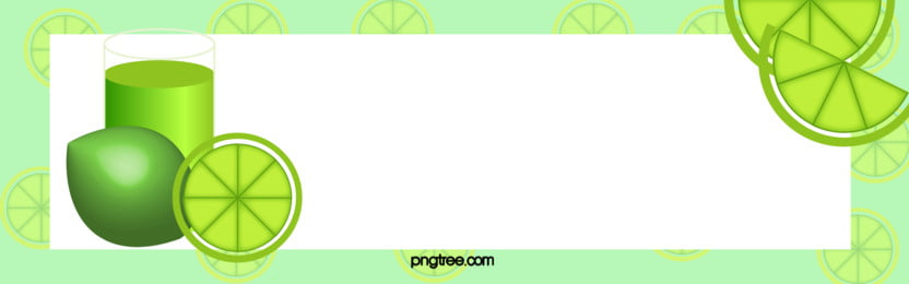 Lemon Green Drinks Taobao Electric Banner Banner, Lemon, Quilt, Juice, Background image