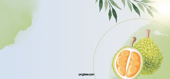 Taobao Business Summer Food Thai Durian Fruit Fresh Cool Posters, Electricity, Business, Summer, Background image