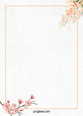 Simple Art Watercolor Flower Psd Layered Advertising Background, Simple, Art, Watercolor, Background image