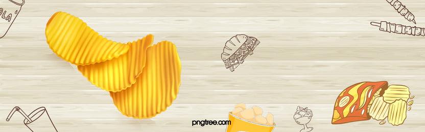 питание закуска чип фрукты справочная информация, оранжевый, сладкий, ешь Фоновый рисунок