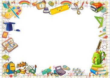 Yellow Cartoon Thanksgiving Teacher Day Flat Books Banner, Yellow, Cartoon, Thanksgiving, Background image