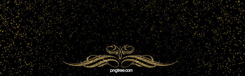 atmospheric simple black shading banner, Simple, Black, Gold Background image