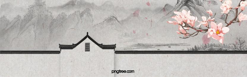 創意古風中国風バナー, 中国風の背景, 中国風のポスターの背景, 中国風のパネル展示 背景画像