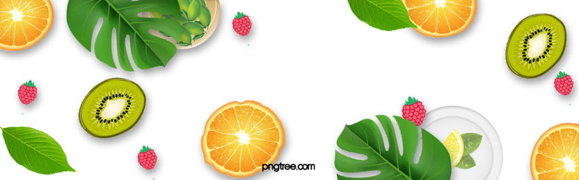 Tmall Promotes Oranges, Fruits And Vegetables, White Banner, Tmall, Activity, Summer, Background image