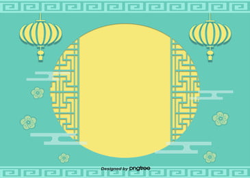 The Chinese Traditional Medicine The Yellow Green Background, Liver Drug, Green, The Plum Blossom, Background image