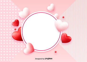 pink sweet loving valentines day background, Triangle Block, Geometry, Lovely Background image