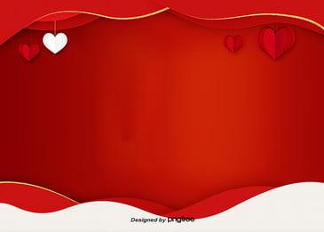 लाल महान बनावट origami दिल से प्यार वेलेंटाइन  s दिन पृष्ठभूमि, वाणिज्यिक गतिविधियों, व्यापार पृष्ठभूमि, वेलेंटाइन दिवस पृष्ठभूमि छवि