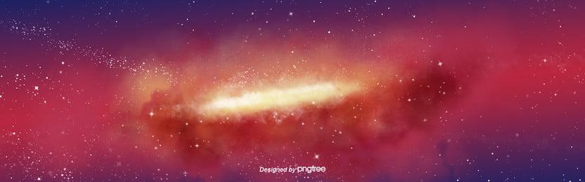 biru merah galaksi bintang bintang semesta latar belakang , Suasana, Ruang, Alam Semesta imej latar belakang