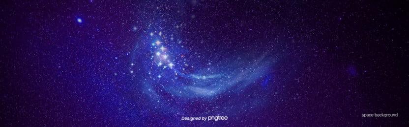 biru gelap sejuk latar belakang galaksi , Cahaya-cahaya, Langit, Fotografi Gambar imej latar belakang