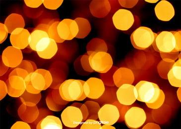 Cân nặng vầng hào quang ảo hóa nền màu vàng Ánh Sáng Hiệu Hình Nền