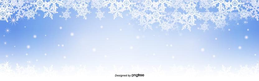 cahaya biru yang romantis salju jatuh latar belakang , Cahaya, Musim Sejuk, Ais imej latar belakang