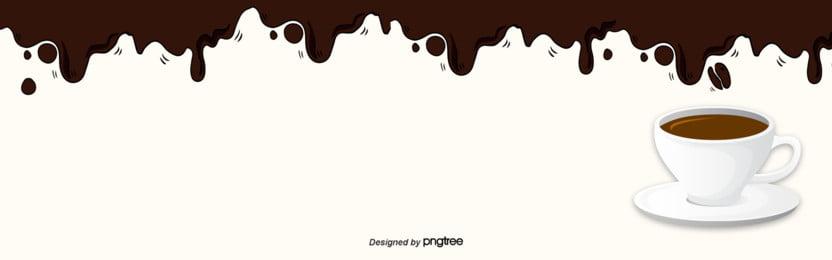 фона кофе с небольшим желтом , кофе, чашка кофе, чаша для кофе Фоновый рисунок