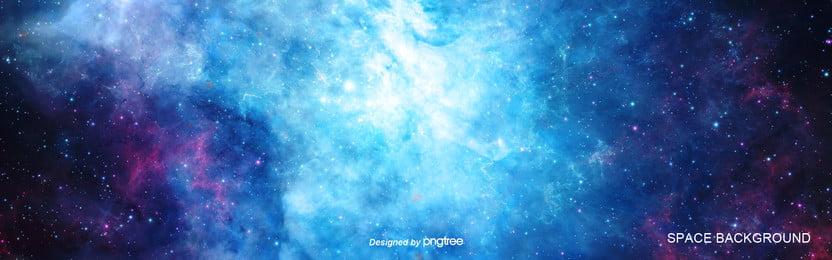 銀河の星空が変わった色の背景 , 星空, だんだん変わっていく, 背景 背景画像