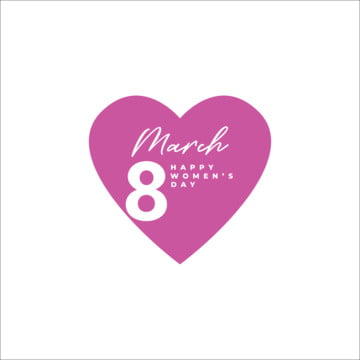 womens day abstract with pink heart creation , Heart, Love, Pink Background image