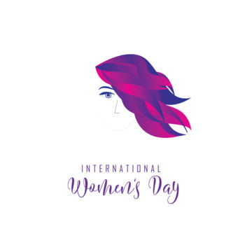 Womens Day The Biggest Celebration and Women Minimal Hair Fluid Elements , Minimal, Womens Day, Women S Day Background image