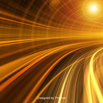 golden teknologi cahaya latar belakang bentuk , Tempat, Cahaya, Teknologi imej latar belakang