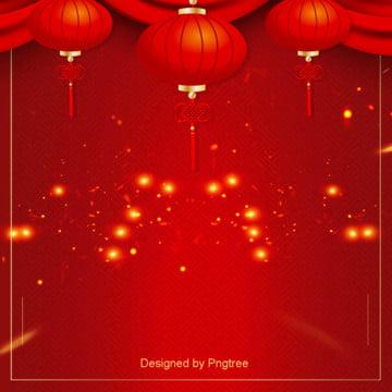 Festival Das lanternas vermelhas Fundo design de ano Novo Lanterna 15 O Imagem Do Plano De Fundo