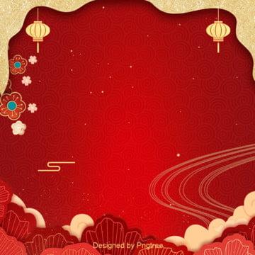 tết nguyên tiêu 15 nền đỏ , Đêm Rằm Tháng Giêng, 15, Chúc Mừng Năm Mới! Ảnh nền