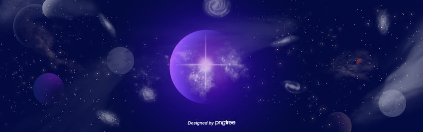 fantasi ungu planet galaksi latar belakang perniagaan , Komersial, Ruang, Indah imej latar belakang