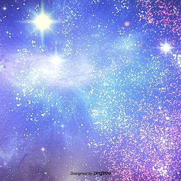 purple  blue sky background design , A Noite, As Estrelas, Galaxia Imagem de fundo