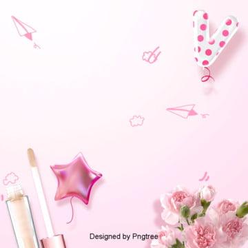 estética beleza cosméticos maquiagem de fundo vermelho , Batom, A Estética, Maquiagem Imagem de fundo