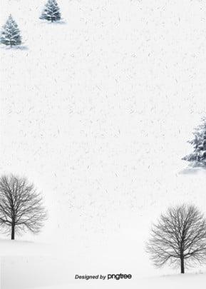 winter trees thiết kế nền , Mùa Đông, Cây Thông, Cây Ảnh nền