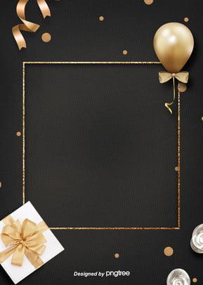 黒簡約周年記念キャンペーンセールの背景 , 販促, 周年祝い, 割引 背景画像