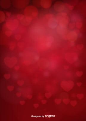 قلب أحمر خلفية رومانسية , عرس, على شكل قلب, عيد الحب صور الخلفية