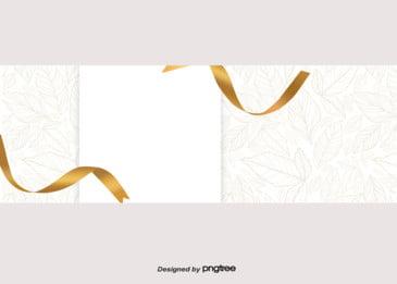 ribbon corak perniagaan latar belakang kad, Ribbon, Perniagaan Kad, Corak imej latar belakang