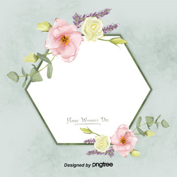 Business Background Design of Flowers on March 8th Womens Day , Leaf, Soft Pale, Botany Background image
